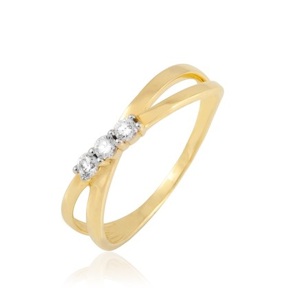 soldes Bague Or Et Diamants BijouxBagues