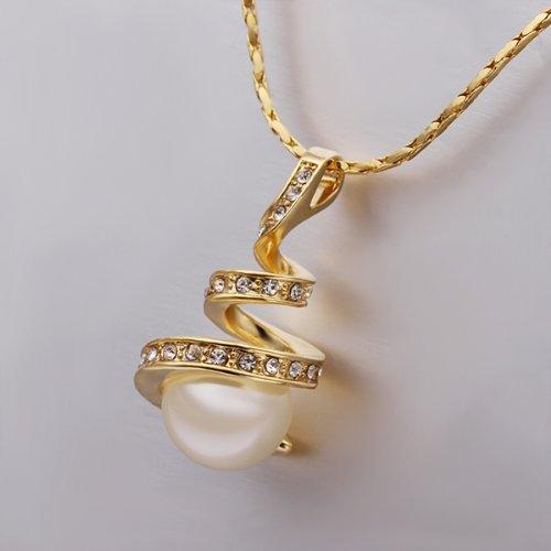 MARENJA Fashion Cadeau Femme Parure Bijoux Collier et Boucles d'Oreilles pour Femme Ressort  # Bijoux En Bois Pour Femme
