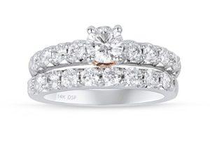 Diamond-Studs-Forever-Lot-dalliances-en-or-blanc-14-carats-diamant-15-carats-G-HI1-0