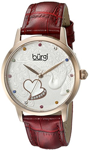 Montre bracelet - Femme - BURGI - BUR149RD 1