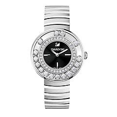 Montre Swarovski Lovely Crystals Black Montre Bijoux 1 Bijoutier Boutique Port gratuit.