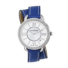 Montre Swarovski Aila Day Double Tour Blue Montre Bijoux 1 Bijoutier Boutique Port : 2,40€