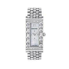 Montre Swarovski Lovely Crystals Square White Montre Bijoux 1 Bijoutier Boutique Port gratuit.