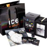 ICE-Watch - ICE Glam - Black - Small - Montre femme Quartz Analogique - Cadran Noir - Bracelet Silicone Noir - ICE.GL.BK.S.S.14 10 Bijoutier Boutique Cadran Rond Largeur du bracelet : 17 millimeters Etanchéité de la montre : 100 mètres (10 ATM)