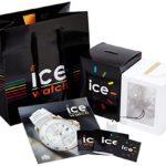 ICE-Watch - ICE Glam - White - Small - Montre femme Quartz Analogique - Cadran Blanc - Bracelet Silicone Blanc - ICE.GL.WE.S.S.14 10 Bijoutier Boutique Cadran Rond Largeur du bracelet : 17 millimeters Etanchéité de la montre : 100 mètres (10 ATM)