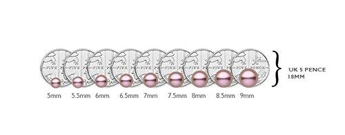 Kimura Perles - Collier - Or blanc - Perle - 41.0 cm - P11955-36 2 Bijoutier Boutique Bijou Femme en Or blanc Poids total du métal: 0.5 gr Type de pierre : Perle