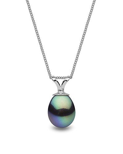 Kimura Perles - Collier - Or blanc - Perle - 41.0 cm - P11955-36 1 Bijoutier Boutique Bijou Femme en Or blanc Poids total du métal: 0.5 gr Type de pierre : Perle