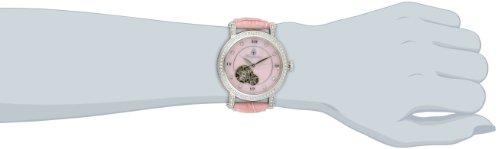 Burgmeister - BM511-168 - Montre Femme - Automatique - Analogique - Bracelet Cuir Rose 2 Bijoutier Boutique Montre pour Homme à mouvement Quartz - Bracelet en Cuir Rose Type d'affichage : Analogique Diamètre du cadran : 37 millimètres