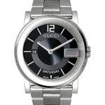 Gucci - YA101405 - Montre Homme - Bracelet en Acier Inoxydable 3 Bijoutier Boutique Gucci Hommes Montre