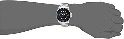 Montre Hommes-Gucci-YA136208 3 Bijoutier Boutique Mouvement à quartz suisse Verre saphir Boîtier en acier inoxydable et bracelet