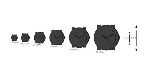 Montre Hommes-Gucci-YA136208 4 Bijoutier Boutique Mouvement à quartz suisse Verre saphir Boîtier en acier inoxydable et bracelet