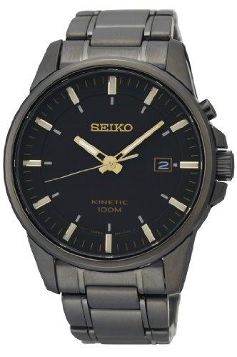 Seiko - SKA531P1 - Montre Homme - Automatique - Analogique - Aiguilles Lumineuses - Bracelet Acier Inoxydable Gris 1 Bijoutier Boutique Montre pour Homme à mouvement Automatique - Bracelet en Acier inoxydable gris Diamètre du cadran : 42 millimètres ATTENTION ! Il s'agit d'une montre automatique qui fonctionne sans pile