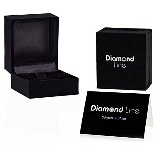 Bella Donna - 105082 - Bague Femme - Or Jaune 333/1000 (8 Cts) 3.1 Gr - Diamant - T 50 (15.9) 4 Bijoutier Boutique Bague Femme en Or jaune 333/1000 Poids total du métal: 3.1 gr Type de pierre : Diamant