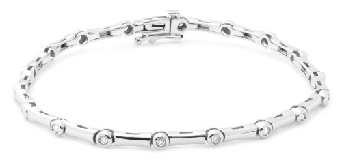 Miore - M0633 - Bracelet - Or blanc 750/1000 (18 carats) - Diamant