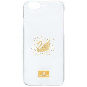 Swarovski Swan Golden Coque rigide pour smartphone