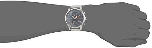 Montre Homme Hugo BOSS 1513440 3 Bijoutier Boutique Mouvement à quartz. Boîtier et bracelet en acier inoxydable. Étanche.